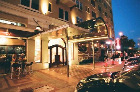 St Petersburg Florida Hotel Ponce De Leon Ponce De Leon Hotel